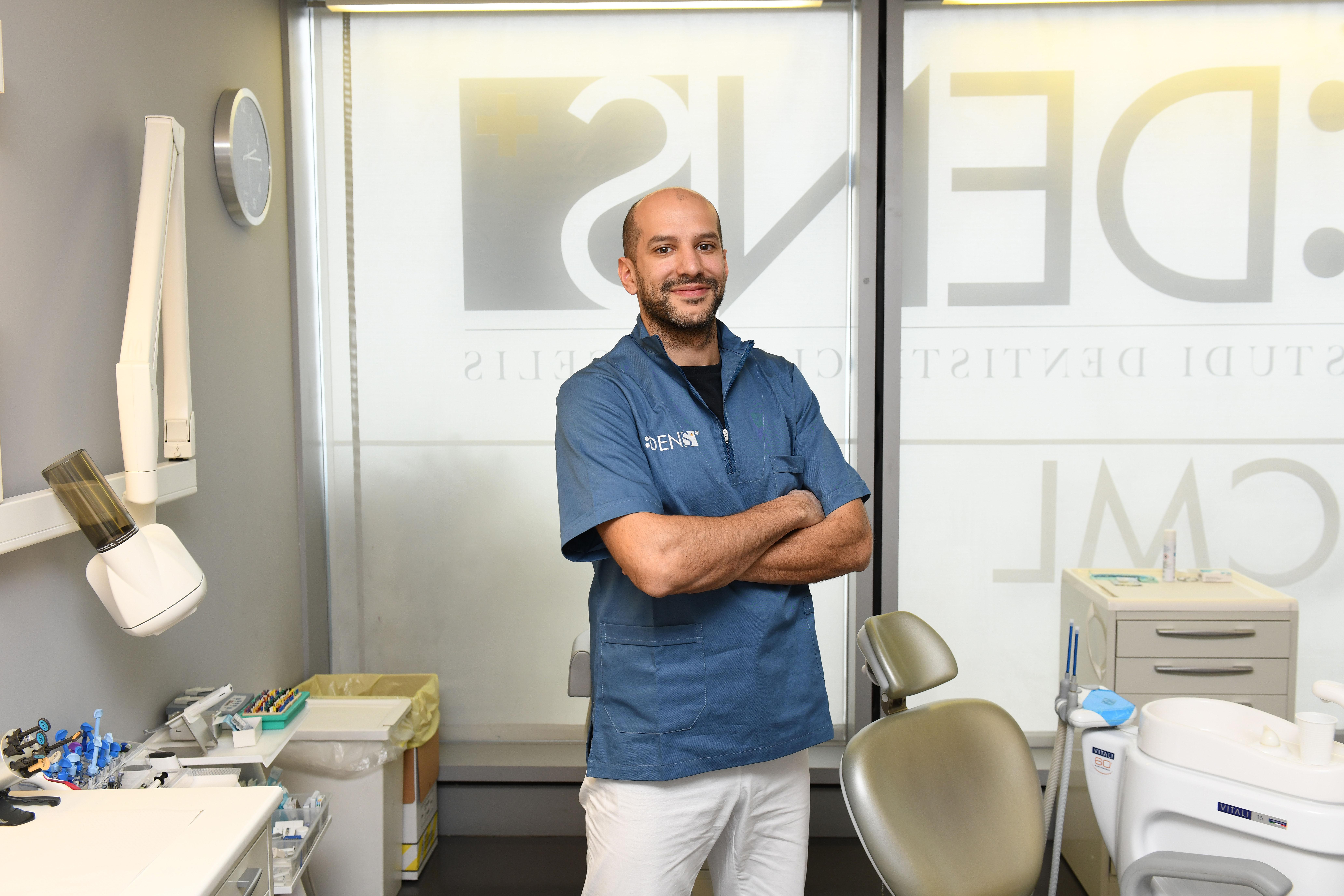 Incontri uno studente di odontoiatria
